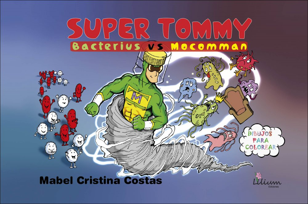 Super Tommy Bacterius vs Mocomman
