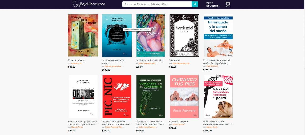 Ediciones Lilium en Bajalibros.com